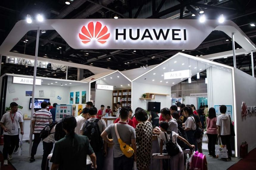 Of 65 commercial deals that Huawei has signed, half are with European customers building ultra-fast fifth-generation networks, the global networks market leader said on Oct 15 at a client conference in Zurich.