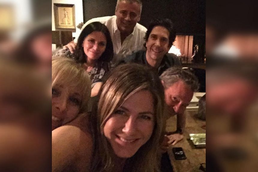 Actress Jennifer Aniston, who joined Instagram on Oct 15, garnered more than six million followers in less than 24 hours and over eight million likes for her first picture which featured a full reunion of the main cast of Friends.