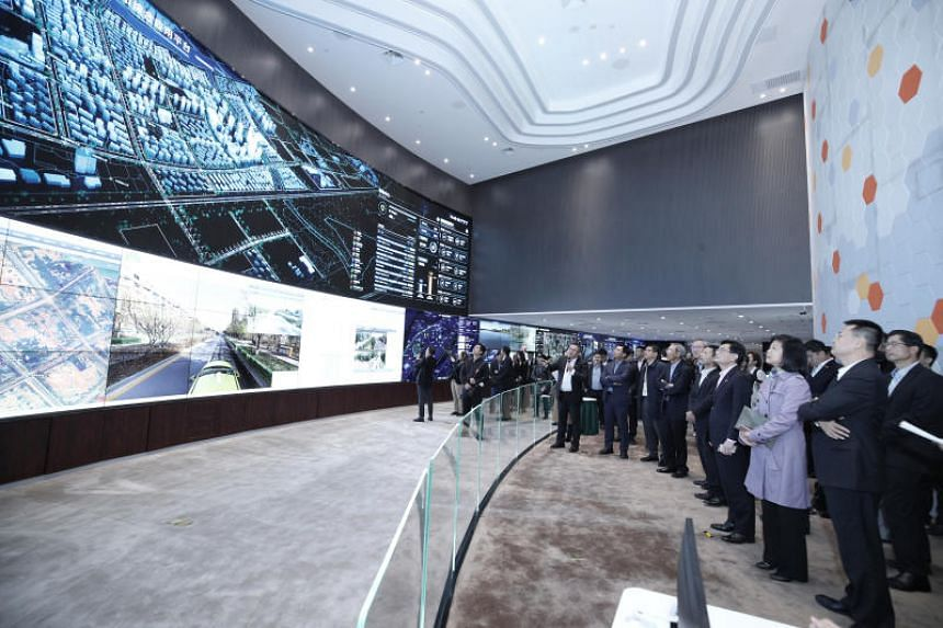 Tianjin Eco-city's Smart City Operations Centre has been a one-stop command post to centrally monitor all public utilities infrastructure, and direct all municipal services and emergency management.