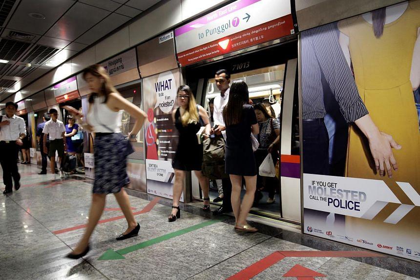 Kovan, Hougang, Buangkok, Sengkang and Punggol MRT stations will close at about 11pm on the first four Fridays and Saturdays in November, SBS Transit said.