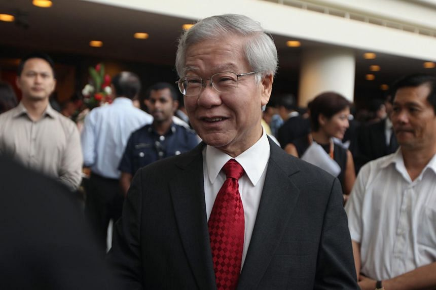 Former Chief Justice Chan Sek Keong argued that Section 377A of the Penal Code may have to be read in a way that it applies to all persons, not just men, who commit acts of gross indecency in public.