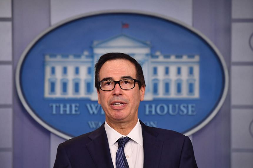 """US Treasury Secretary Steven Mnuchin said the Trump administration's """"objective"""" was for the agreement to be signed at the APEC summit."""
