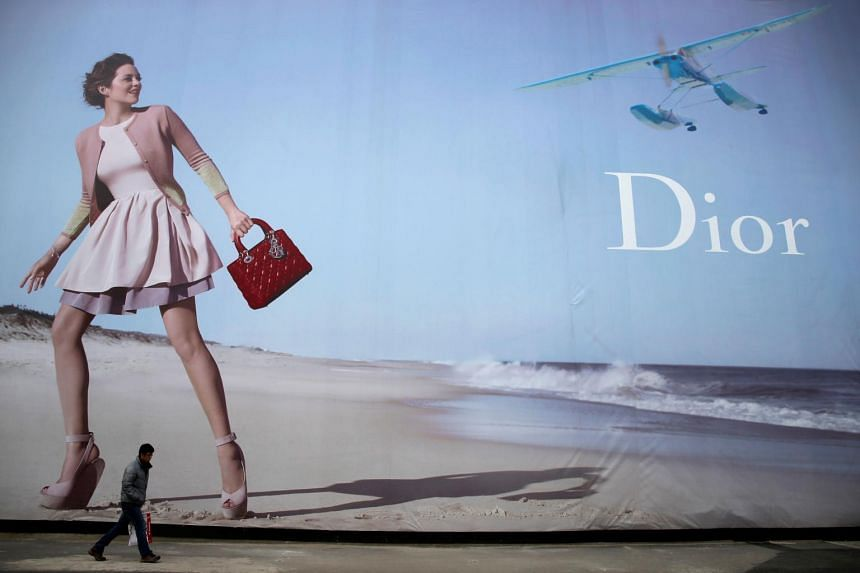 "Dior, which is part of luxury group LVMH, said in a post on its Weibo account that it had started to ""seriously investigate"" the incident."