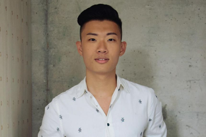 Designer Leonard Choo is currently the director of design resource development at the Textile and Fashion Federation.