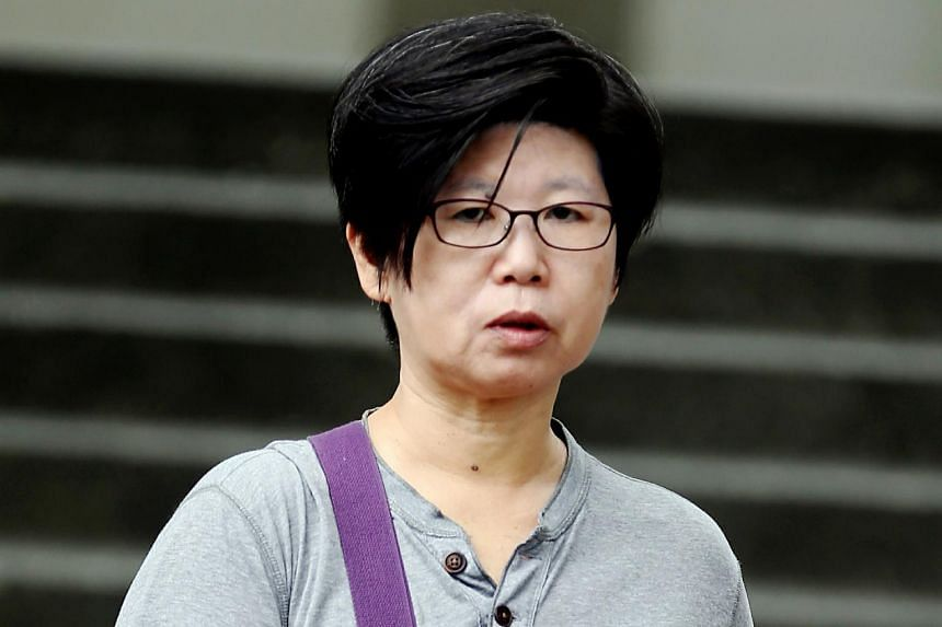 Lim Hoon Chiang, who pleaded guilty to causing grievous hurt by driving negligently, will also be disqualified from driving for two years after her release.