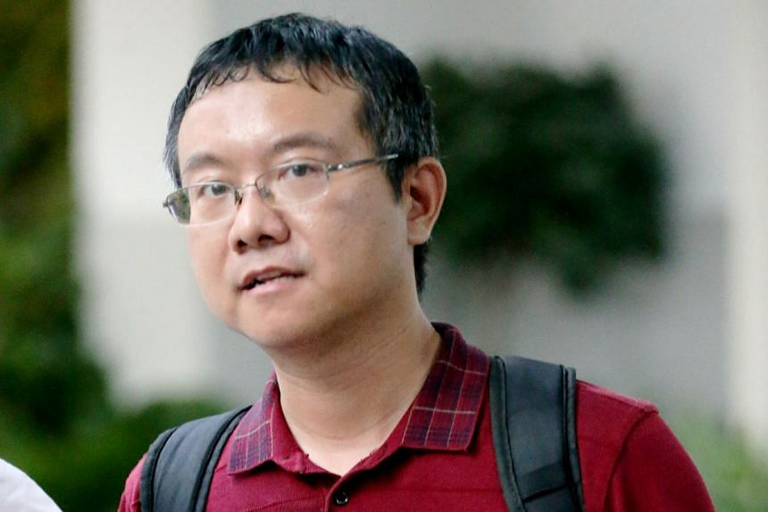 Long Yun, who was part of the faculty at the university's Chemical and Biomolecular Engineering Department, had rubbed his groin against the left thigh of a 20-year-old female student for about four minutes.