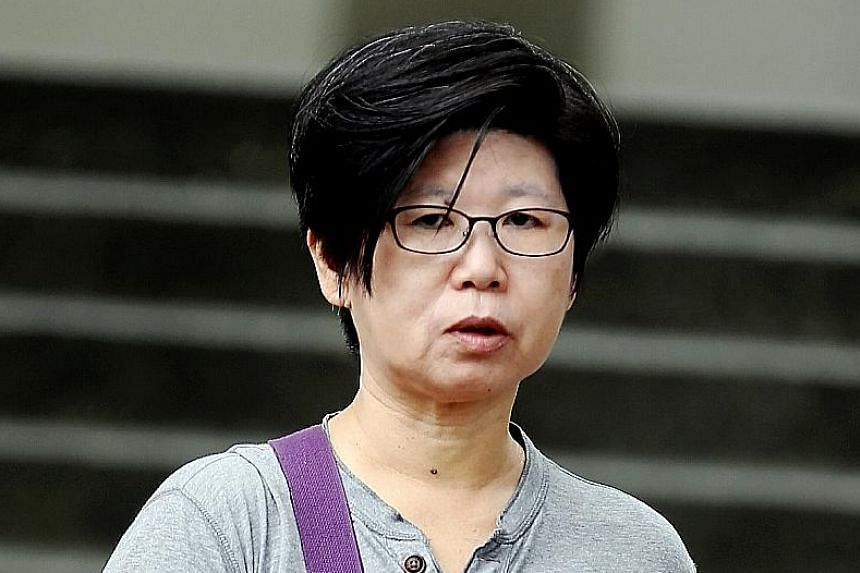 Lim Hoon Chiang was sentenced to a week's jail and will be disqualified from driving for two years after her release.