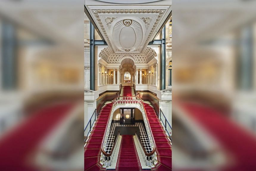 The Fullerton Hotel Sydney is the first international outpost of the Singapore hotel group.