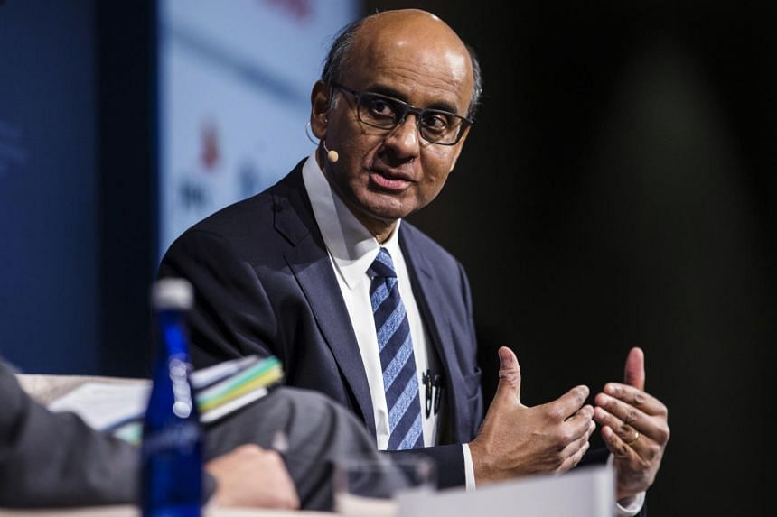 Senior Minister Tharman Shanmugaratnam was speaking at a conference on reducing inequality in advanced economies organised by the Peterson Institute for International Economics in Washington, DC.