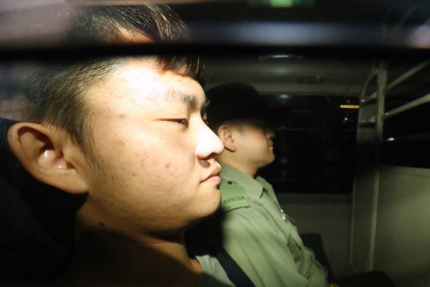 Chan Tong Kai has been accused of killing his pregnant girlfriend during a Valentine's Day trip to Taiwan.