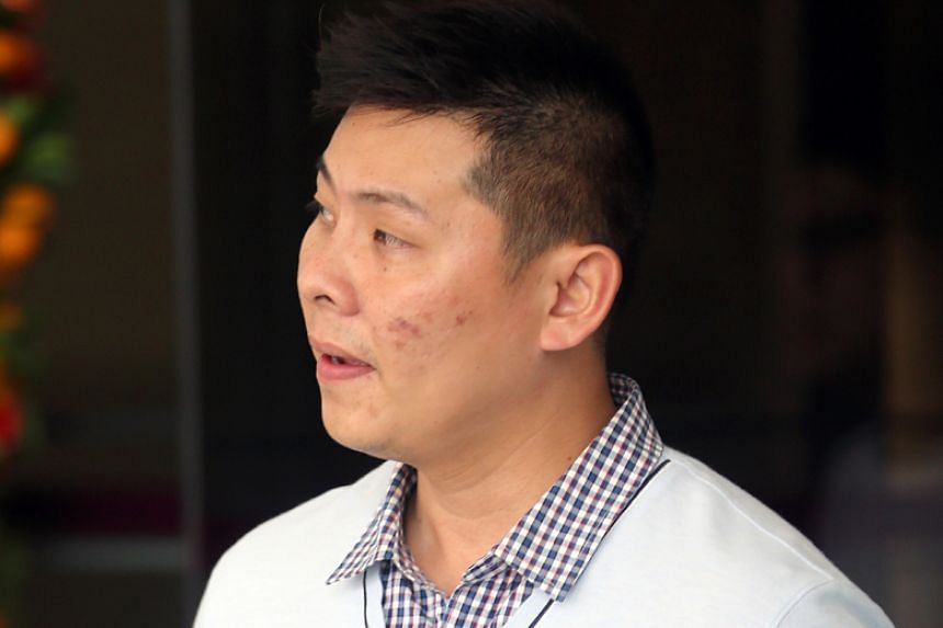 Mike Chew Jun Yong admitted to three counts of cheating and was sentenced to six months' jail.