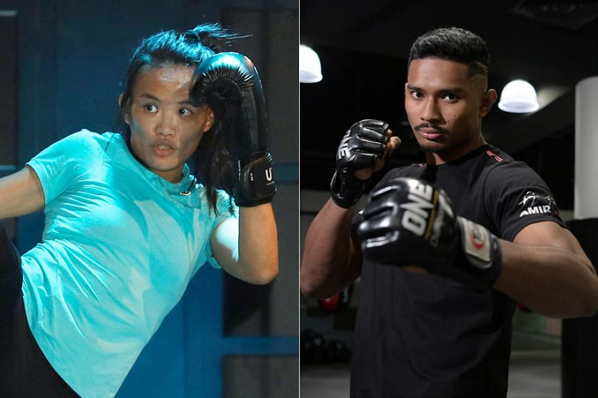 Amir Khan and Tiffany Teo have been pencilled in for action at the One Championship's Edge of Greatness event at the Singapore Indoor Stadium on Nov 22, 2019.
