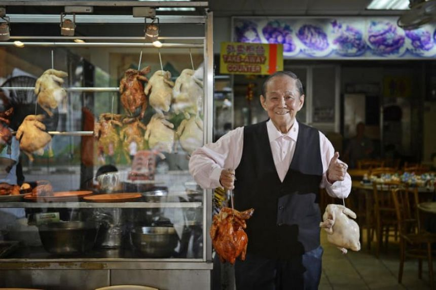 Mr Wee Toon Ouut, founder of popular local chicken rice brand Wee Nam Kee Chicken Rice Restaurant, died on Oct 13, aged 81.