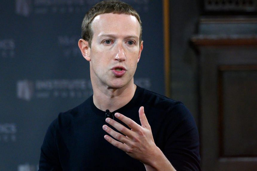 Facebook chief executive Mark Zuckerberg said Facebook social media platforms like WhatsApp were used by protesters and activists everywhere because of its encryption and privacy protection.