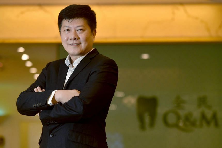 Q&M Dental's chief executive officer Dr Ng Chin Siau said Q&M hopes to revolutionise the landscape of dentistry in Singapore and make it a hub for dental health in the region.