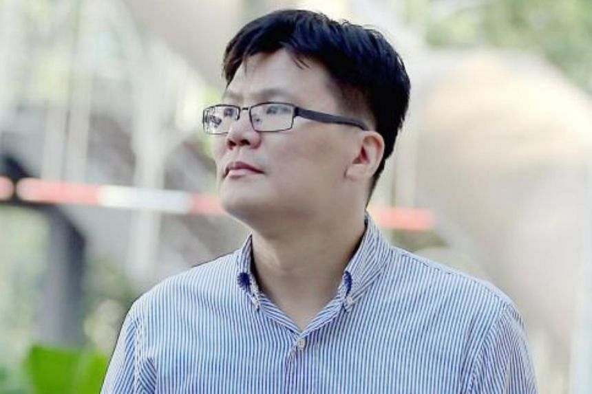 Lu Chor Sheng had pleaded guilty to 40 charges involving trades in the bank's system using client accounts.