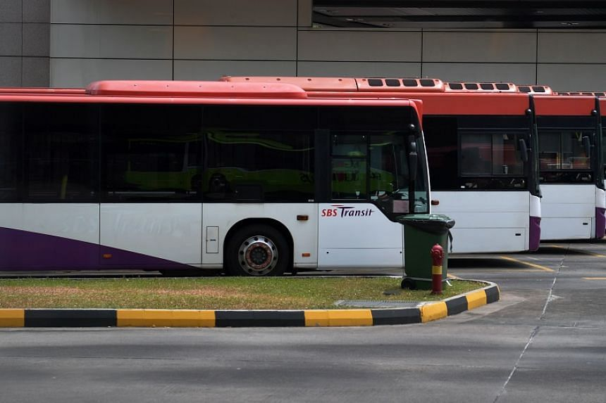 Public transport operator SBS Transit has referred wage dispute claims made by five bus drivers to the Industrial Arbitration Court.
