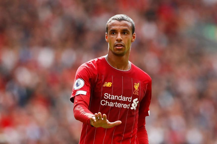 Joel Matip's existing deal was due to expire at the end of this season, but the former Cameroon international has now committed his future to Jurgen Klopp's side.