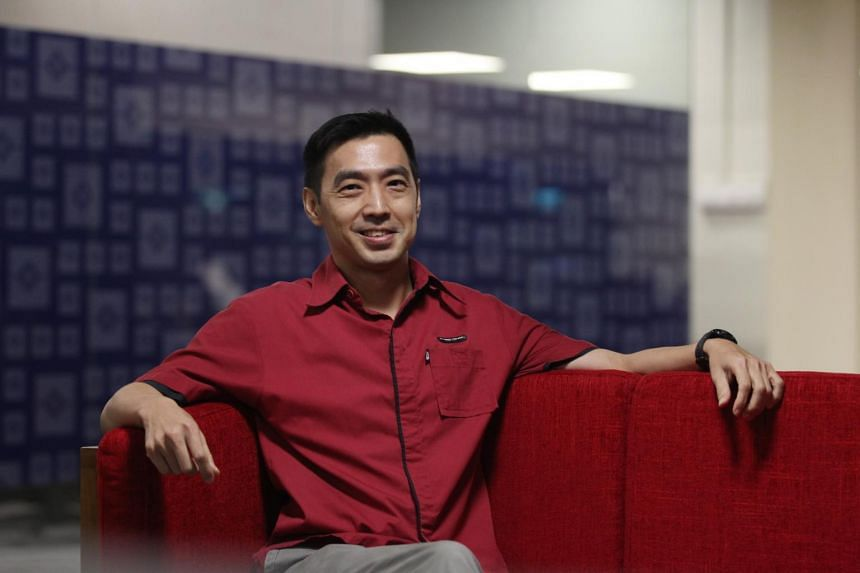 Mr Lai Sze Hai participates in the ST+ news with benefits contests regularly and previously won a sleepover at S.E.A. Aquarium. He took along his daughters and mother.