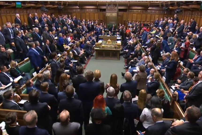 In an extraordinary Saturday sitting, the first since 1982, the British Parliament will vote on approving Prime Minister Boris Johnson's deal.