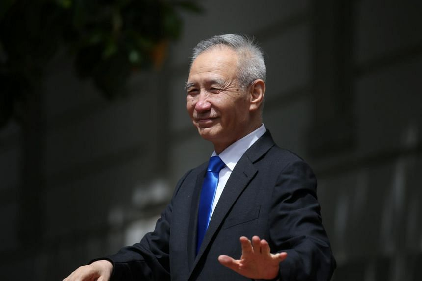 Chinese Vice-Premier Liu He said the Chinese government has every confidence in its ability to meet macroeconomic targets for the year.