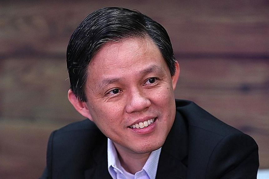 Growing interest in authentic and environmentally sustainable tourism provides scope for a new suite of attractions, says Trade and Industry Minister Chan Chun Sing. This could encompass an entire swathe of land in the north-west of Singapore - from