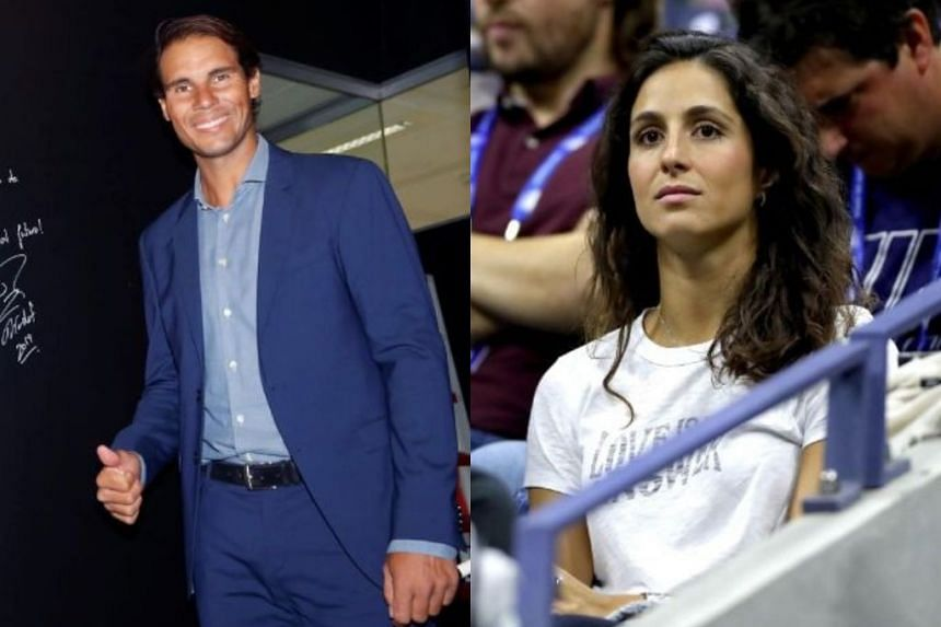 Tennis Rafael Nadal Marries Girlfriend Of 14 Years In Mallorca Tennis News Top Stories The Straits Times