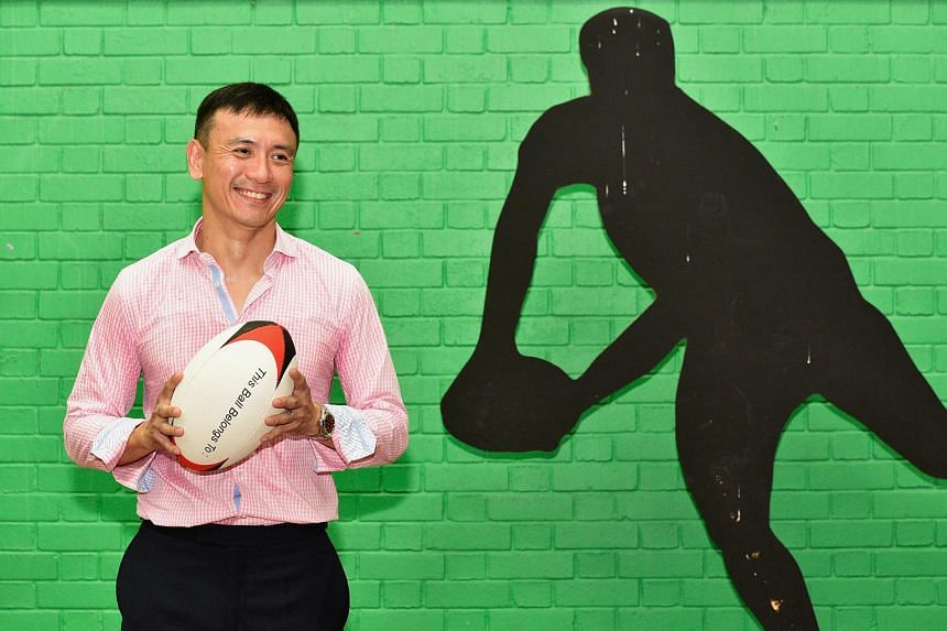 Singapore Rugby Union president Terence Khoo said his priority for his new two-year term will be the high performance across the various national teams.
