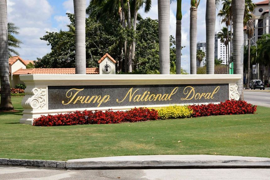 US President Donald Trump said he is dropping plans to host the G-7 meeting next year at the Trump National Doral golf resort near Miami.