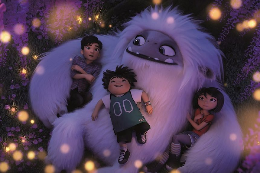 Abominable, about a Chinese girl who discovers a yeti living on her roof, was jointly produced by Shanghai-based Pearl Studio and DreamWorks Animation. Comcast owns DreamWorks and its parent company Universal Pictures.
