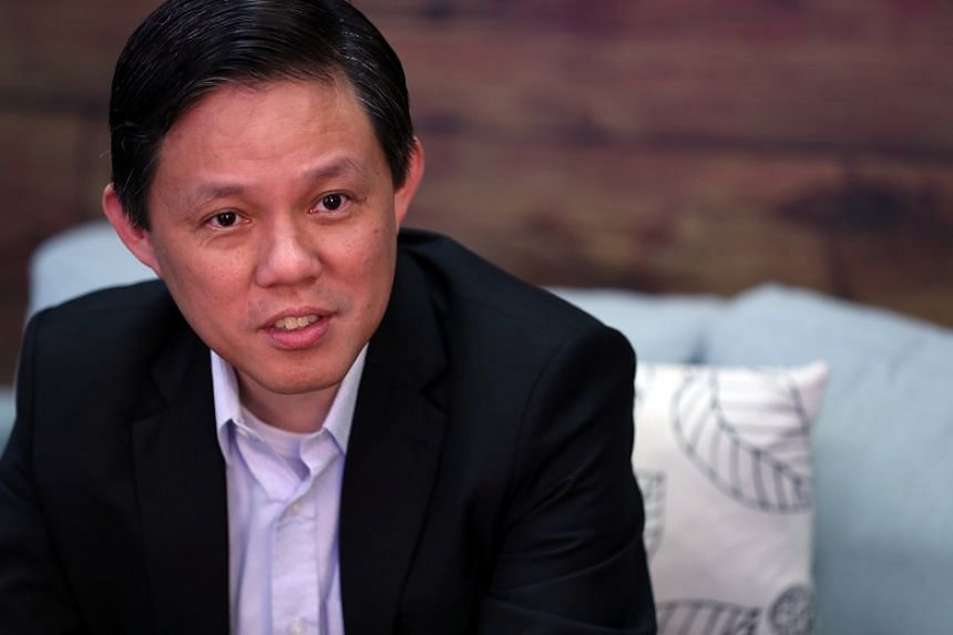 Singapore is not just helping workers adapt to changes but has adopted internationalisation as a strategy as well, said Trade and Industry Minister Chan Chun Sing.