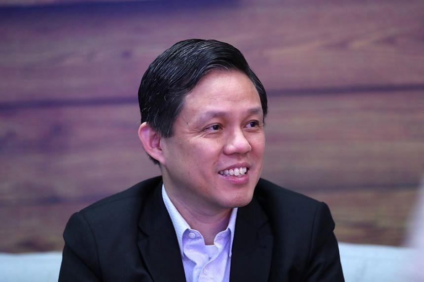 Food security is just one part of the Singapore Government's diversification strategy to ensure that the Republic is never held ransom by the vagaries of any particular market, said Trade and Industry Minister Chan Chun Sing.