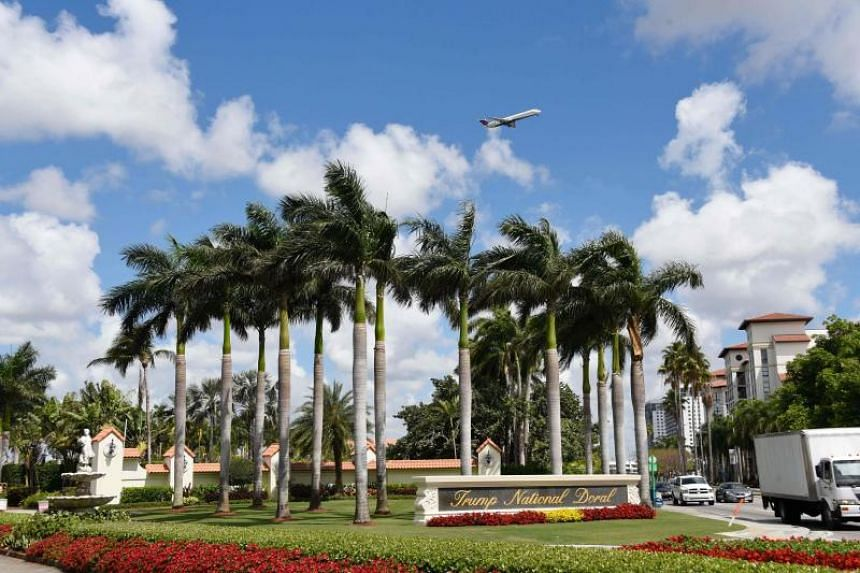 US President Donald Trump had on Oct 19 announced he was abandoning the move to host next year's Group of Seven summit at Trump National Doral.