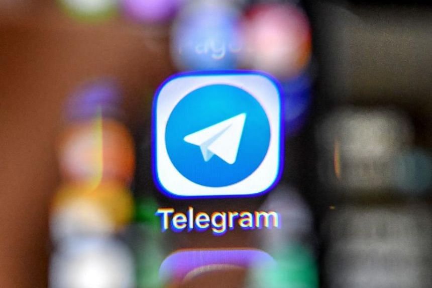 """The police said they are aware of the private Telegram group chat """"SharingIsCaring"""" and are investigating."""