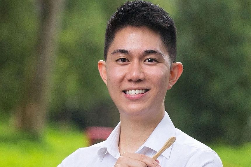 Collective efforts help to make a difference, says Mr Alvin Li, co-founder of The Kommon Goods.