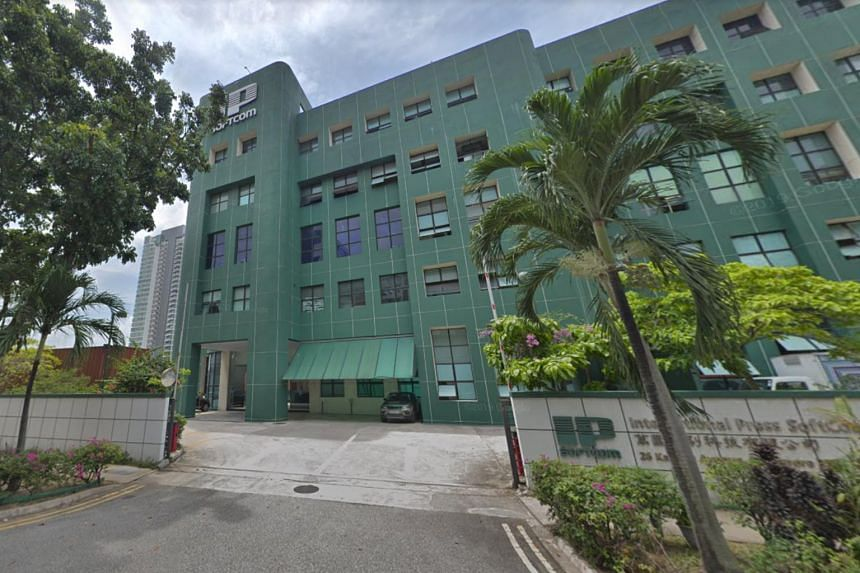 The detached six-storey property occupies a total site area of about 54,000 sq ft and sits on JTC land that has a leasehold tenure of 60 years effective from Feb 16, 1990.