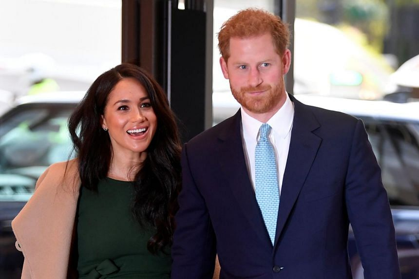 Prince Harry said the treatment of his wife Meghan Markle was reminiscent of the British media's approach to his mother.