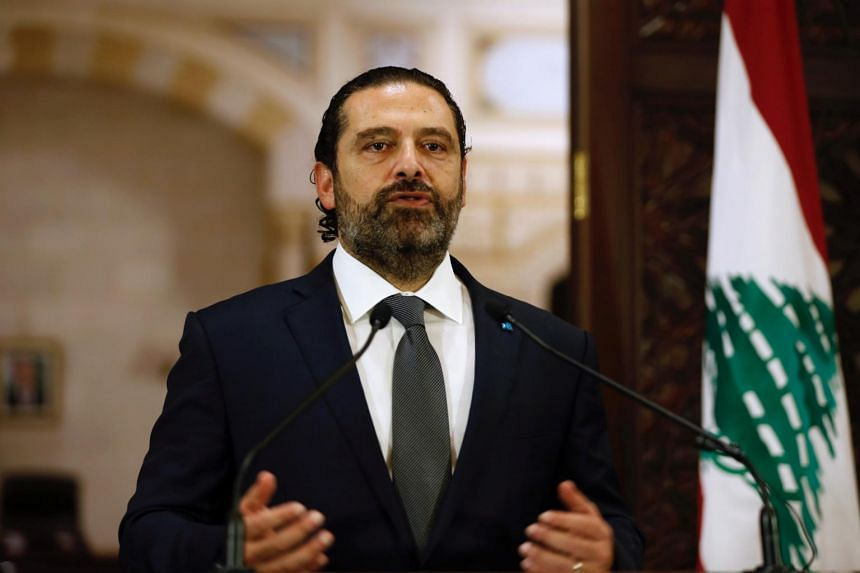 Lebanese Prime Minister Saad al-Hariri accused his rivals of obstructing his reform measures.