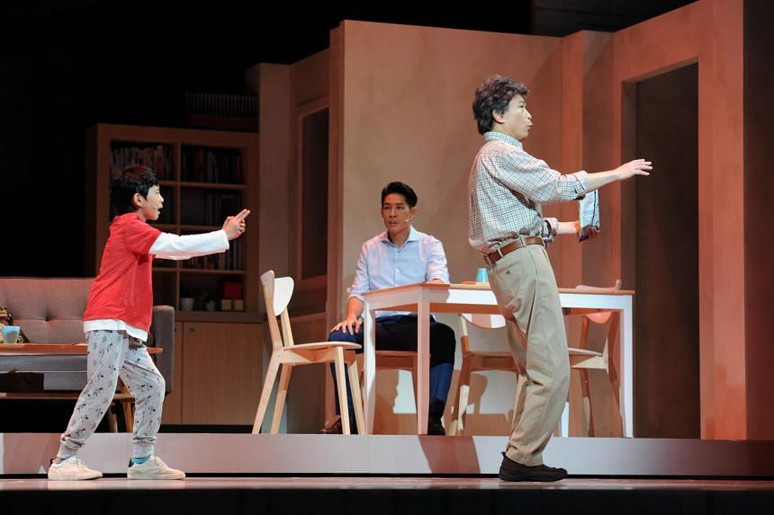 A scene from The Long Goodbye by Taiwanese company Story Works.