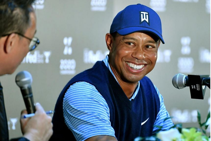 Tiger Woods had an arthroscopic procedure on his left knee on Aug 21.