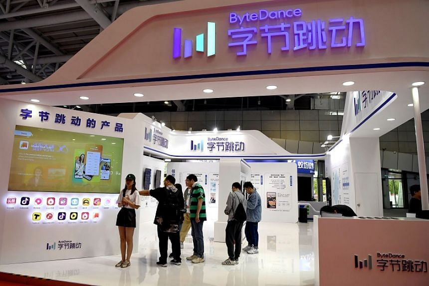 China is home to the world's three most valuable unicorns - app maker ByteDance, Alibaba affiliate Ant Financial and ride-hailing giant Didi Chuxing.