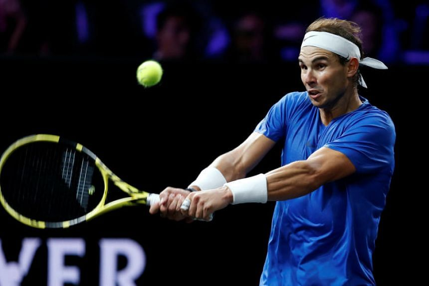 Nadal was included in a list of five Spanish players, although a recent injury has cast doubt on whether the 19-time Grand Slam champion is fit enough to play.