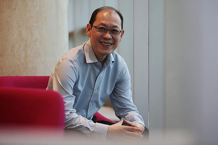 Mr Alvin Tan, assistant chief executive for JTC's industry cluster group, said the industrial estate developer started looking into its role when it realised that many of its customers were at different stages of tech adoption. To date, it has approa