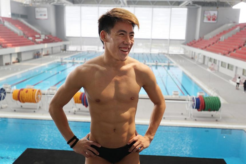Diver Jonathan Chan will feature at the Fina Diving Grand Prix Singapore in November. It has attracted more than 60 divers from 14 countries.