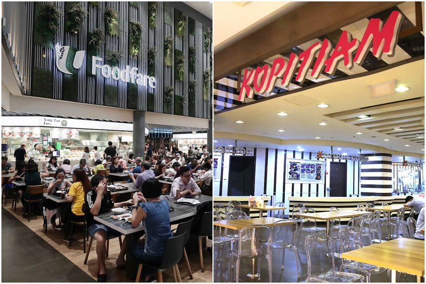 Foodfare and Kopitiam will continue to moderate the cost of living through their own initiatives and also work closer together, said FairPrice chief executive Seah Kian Peng.
