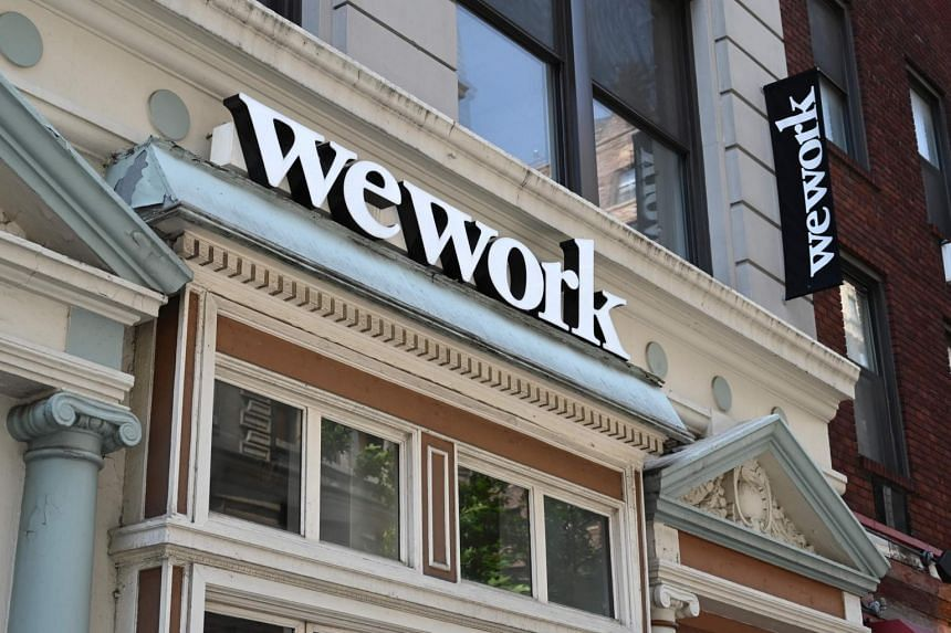 WeWork could run out of cash as early as next month without new financing.