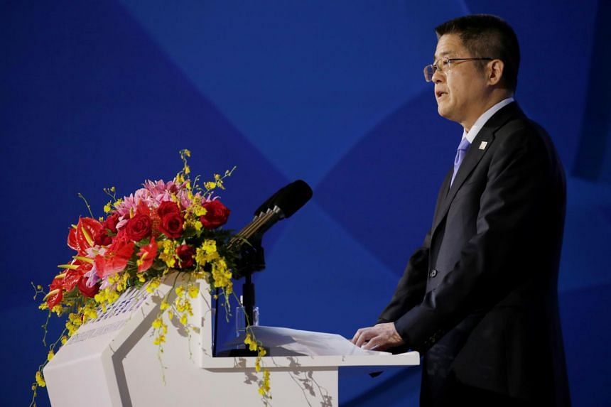 No country can prosper without working with other nations, said Vice-Foreign Minister Le Yucheng at the Xiangshan Forum in Beijing on Oct 22.