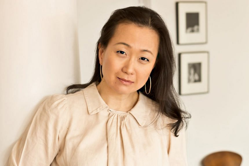 The invitation to speak at the Singapore Writers Festival is giving Korean-American novelist Min Jin Lee a chance to research tuition centres in the country for her upcoming book.