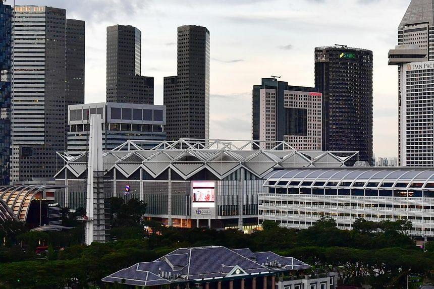 Gross revenue was up 3.5 per cent on the year to $91.9 million for the quarter from $88.8 million, thanks largely to higher retail and office revenue from Suntec City.