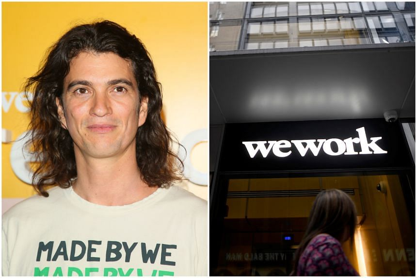 Mr Adam Neumann built WeWork into a global real estate company fuelled by relentless optimism and billions of dollars in investment capital and debt.